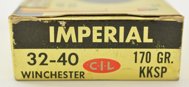 Imperial 32-40 Winchester Ammo