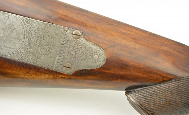 Westley Richards Antique Shotgun Percussion Conversion to Centerfire