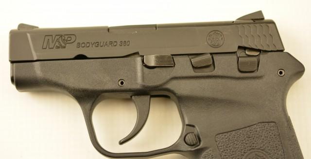 S&W Bodyguard Pistol 380 ACP Pocket CCW