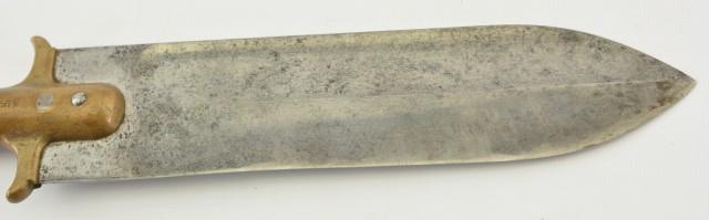 U.S. Model 1880 Springfield Hunting Knife