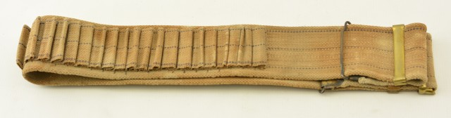 Spanish American War 45 Caliber Cartridge Belt