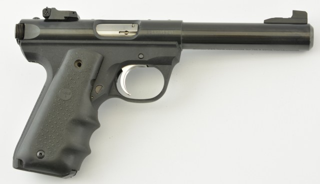 Ruger Target Pistol 22/45 MK3