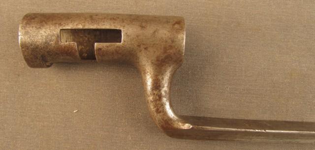 1816 U.S. Socket Bayonet