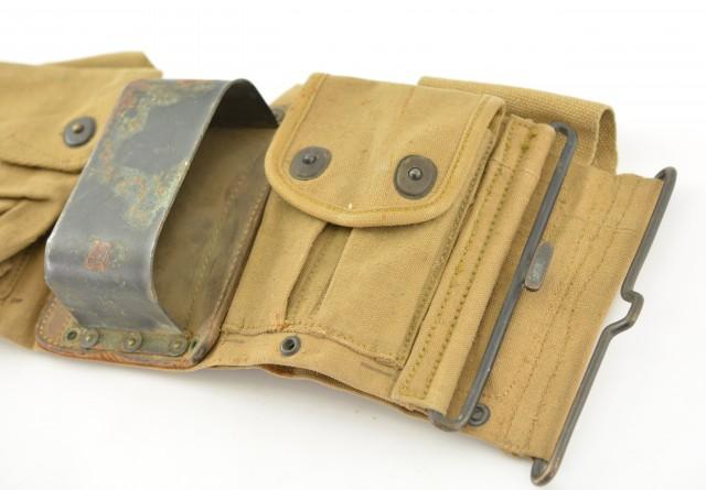 US Model 1918 BAR Rifleman's Belt First Pattern