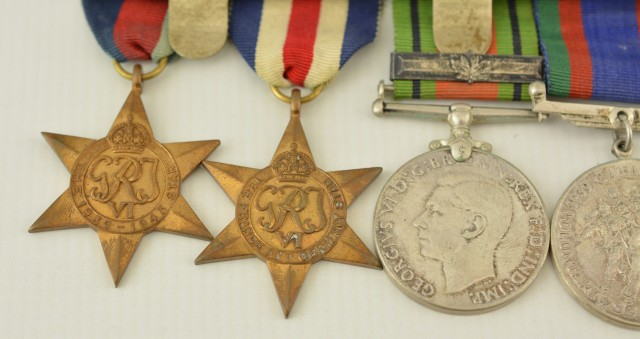 Medal Group Canadian WW2 & Korea