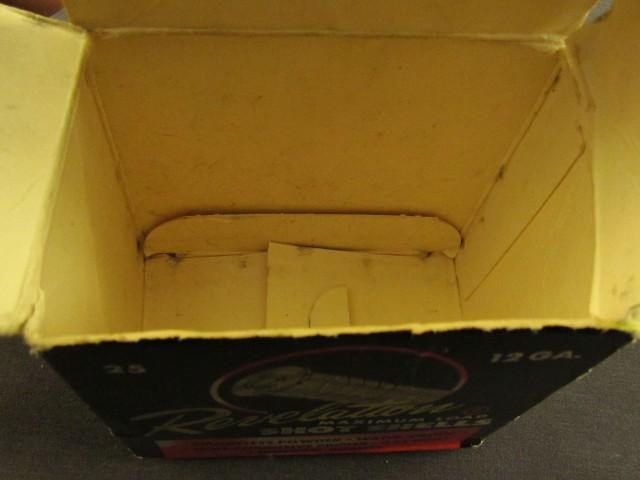 Empty Western Auto Revelation 12 GA Box