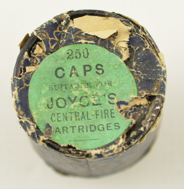 Joyce & Co Caps For Joyce's Central-Fire Cartridges