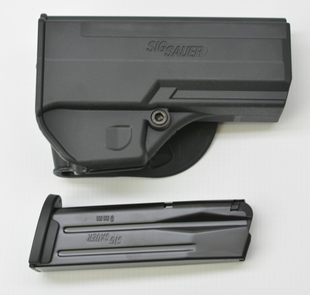 Sig Sauer Compact 9mm Pistol Model P320 in Box