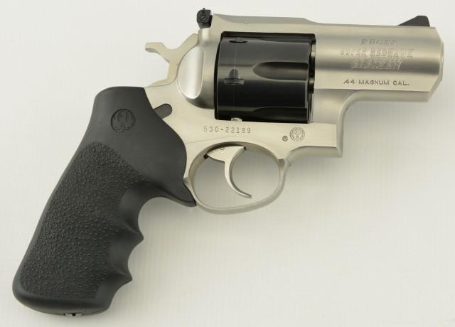 Special Order Ruger Super Redhawk Alaskan Two-Tone 44 Magnum