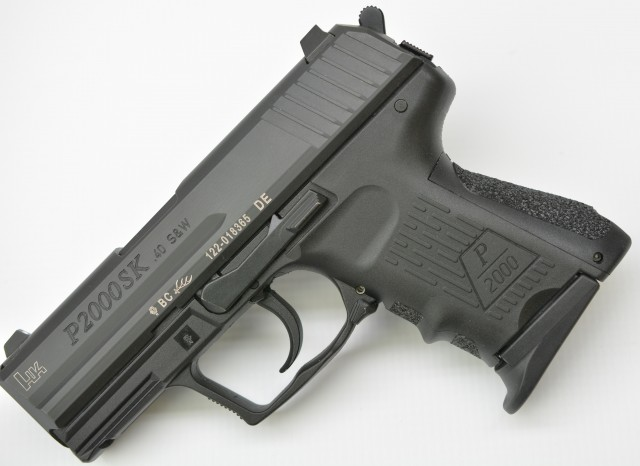 HK P2000SK 40 S&W Pistol In Box