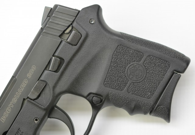 Smith & Wesson Bodyguard 380 With Red Laser Sight
