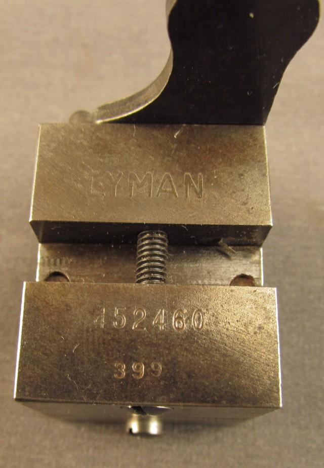 Lyman 452 .460 Bullet Mold For 45 ACP
