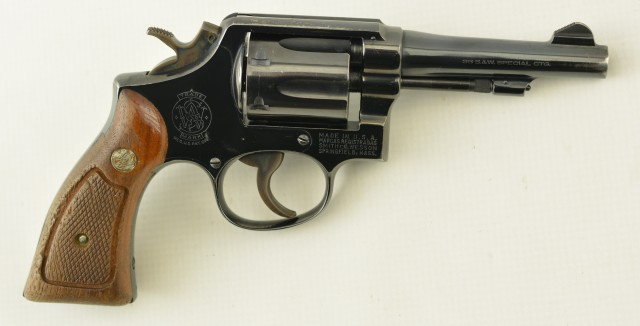 Smith and Wesson Model 10-5 Revolver 38 Special