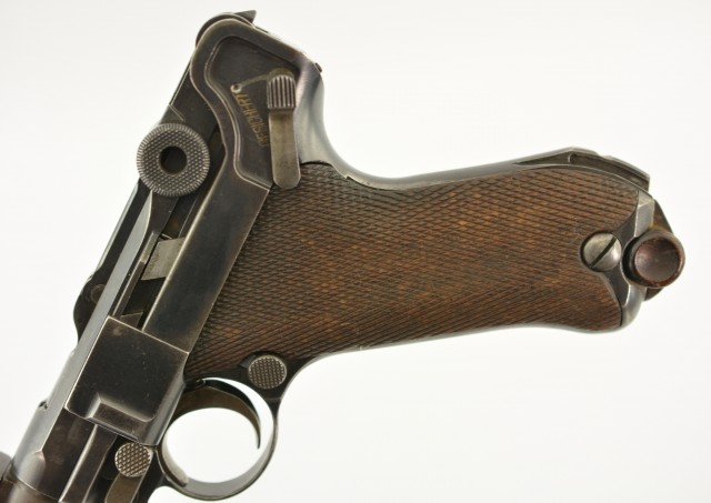 DWM Luger Pistol Carbine Model 1920 Scarce Parts Gun