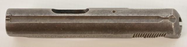 Colt Model 1908 Pistol Parts 25 ACP Slide w Extractor