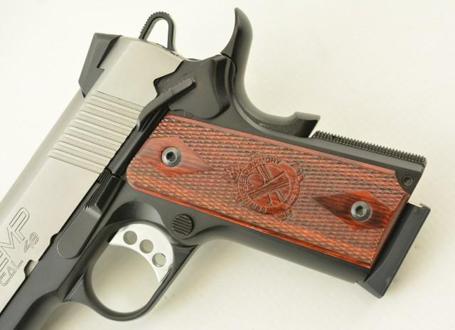 Springfield Armory Inc. Model 1911-A1 EMP Pistol 40 S&W
