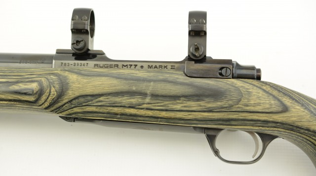 Ruger M77 Mk2 Rifle .308 Winchester