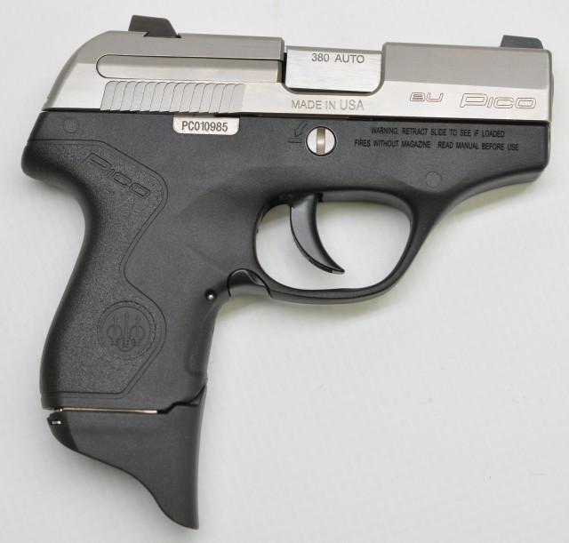 Beretta Pico Semi Auto Pistol 380 ACP