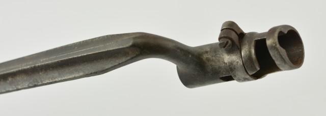 Unmarked Socket Bayonet (Peabody Rifle)