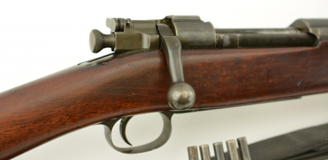 Early Springfield 1903 Hoffer Thompson Gallery Practice Rifle