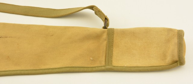 Scarce WW2 1916 Rifle Cover 1903 Springfield 1917 Enfield