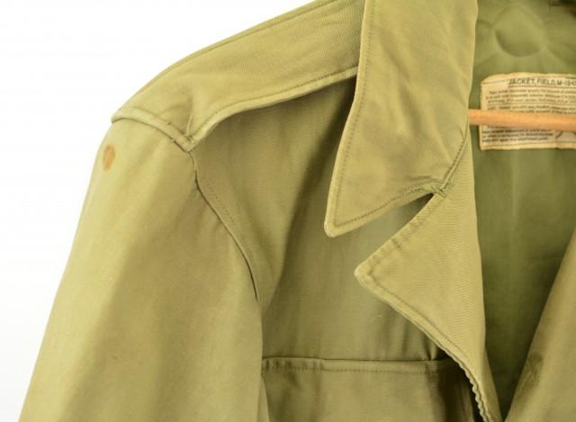 Original WW2 U.S. M-43 Field Jacket