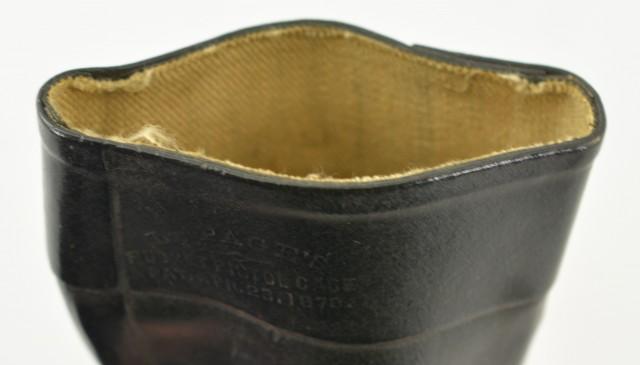 Antique LePage Leather Pocket Holster
