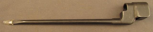 "British No 4 Mk II Spike Bayonet by Singer Scotland ""N67"""
