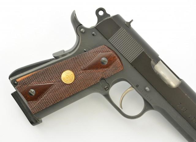 Para Ordnance LDA 7.45 Pistol 45 ACP