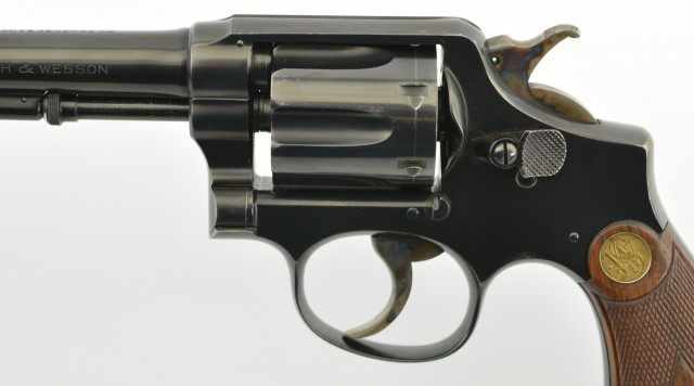 S&W Model 1905 M&P Revolver (4th Change)