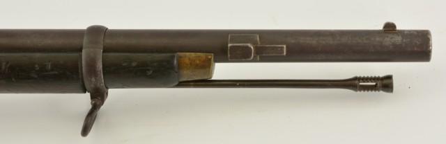 Lower Canada Enfield P.1856 Artillery Carbine w/ Bayonet