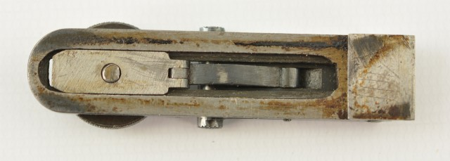 Rare Colt 1855 Sporting Rifle Pantograph Rear Sight