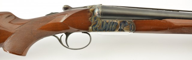 Spanish Boxlock Double Shotgun 20 Gauge by Aramberri