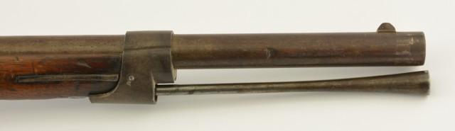 Civil War Era Brazilian Minie Rifle (Modified)