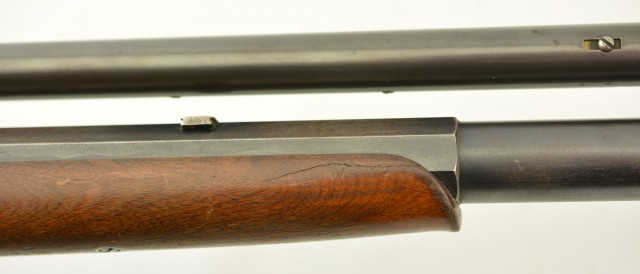 Marlin Ballard No. 4 Rifle with Mogg Scope in 32-40