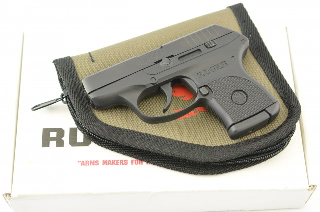 Ruger LCP 380 NIB Carry Case Pistol