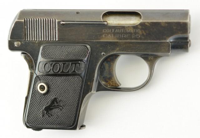 Colt Model 1908 Vest Pocket Pistol