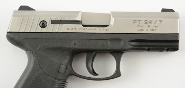 Taurus Model PT 24/7 Pistol