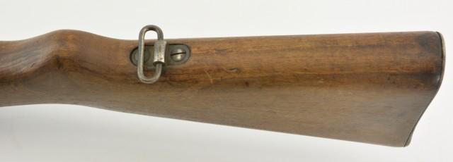 Serbian Model 1924 Short Rifle 8mm Mauser