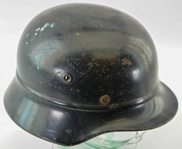 WW2 German Helmet Beaded M1935 Civil Model