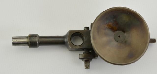 Published Luna Buchel Single – Shot Target Rifle .22 Short