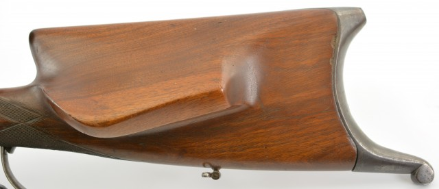 German Ideale System Martini Schuetzen Rifle