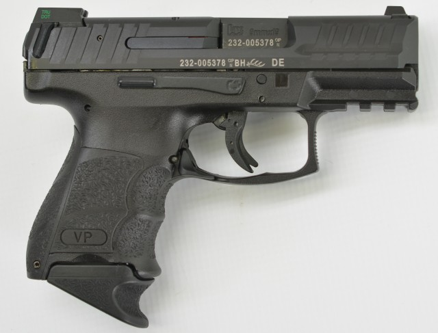 Heckler & Koch Model VP9-SK Pistol 9mm