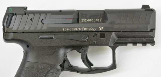 Heckler & Koch Model VP9-SK Pistol 9mm