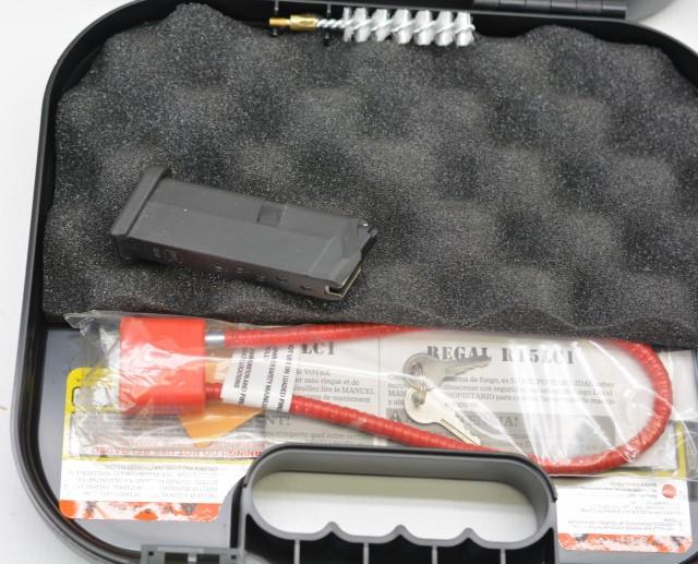 Glock Model 42 Pistol
