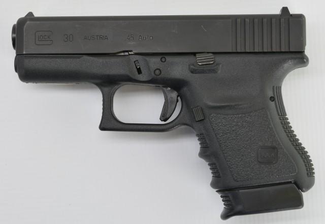 Glock Model 30 Pistol 45 ACP