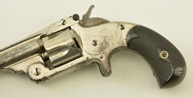 S&W .32 Single Action Model 1 1/2 Revolver with Box