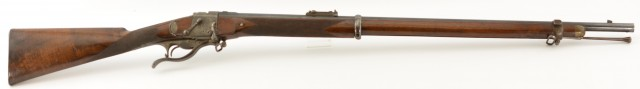 Published Gibbs-Farquharson-Metford MBL Military British Single Shot M