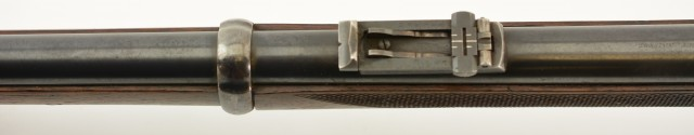 Gibbs-Farquharson-Metford MBL Military British Single Shot Match Rifle