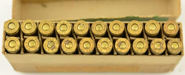 Winchester Ammo 25 Remington Auto Last 2 Piece Box